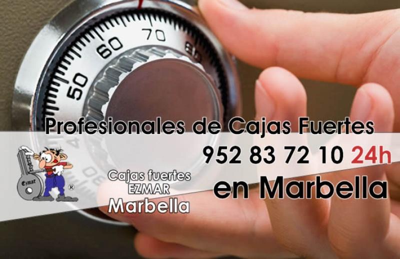 Cajas fuertes Marbella apertura e instalación