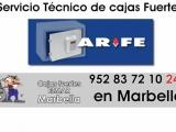 Servicio técnico cajas fuertes ARFE Marbella