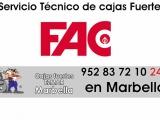 Servicio Técnico FAC Marbella